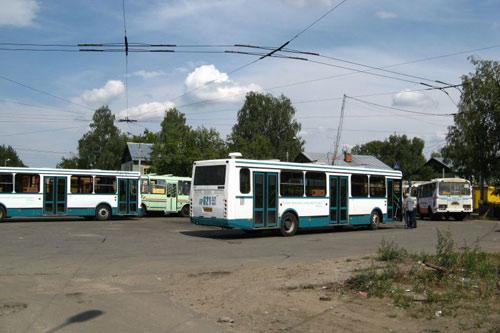 Площадка для транспорта